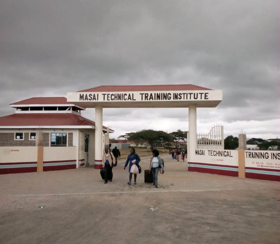 Masai Technical Training Institute in Kajiado has been closed down over  riots allegedly caused by two groups of students fighting over food. 9ad3adda0b