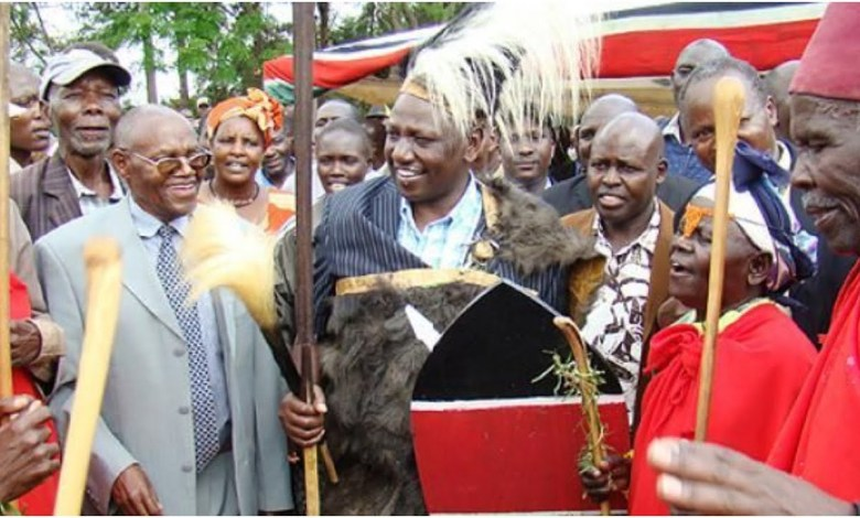 Illegally Or Inorrectly Conducted, DP William Ruto's Coronation Happened